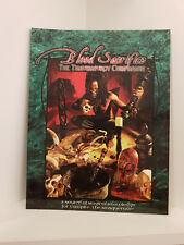 Blood Sacrifice, Vampire: The Masquerade, RPG White Wolf, Softcover