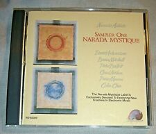 NARADA MYSTIQUE SAMPLER ONE volume vol. 1/I various artists CD album 1989 NM/EX+