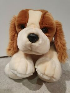 Beige and Brown Medium Dog Simply Soft Collection Keel Toys