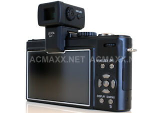 "ACMAXX 3.0"" HARD LCD Screen ARMOR PROTECTOR Leica D-Lux6 fits EVF3 Finder 18734"