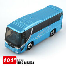 JAPAN TAKARA TOMY TOMICA 101 HINO S'ELEGA BUS DIECAST CAR MODEL 738381
