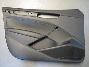 2012-2013 Volkswagon Passat Titanium Black Moonrock Grey Door Panel 561867011D