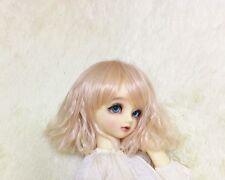 "7-8"" Hair Wig 1/4 BJD MSD SD BJD Doll Super Dollfie Wig"