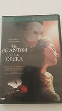 Phantom of the Opera DVD Region 1