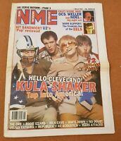 NME Magazine 1 MARCH 1997 REPUBLICA / WHITE TOWN / THE ORB / U2 / KULA SHAKER