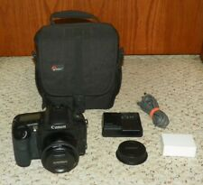 Canon EOS 10D 6.3MP Digital SLR Camera w/ Yongnuo EF YN 50mm AF Standard Lens