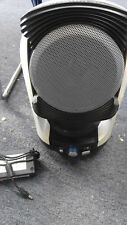 Sharper Image Portable Speaker battery powered anywhere for parties outdoor camp