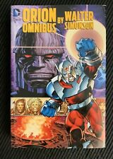 ORION OMNIBUS BY WALTER SIMONSON OOP HC (New Gods) DC Comics