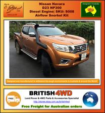 Airflow Snorkel Kit fits Nissan Navara D23 NP300 Diesel Engine - AU Free Freight
