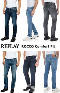 REPLAY Jeans ROCCO M1005 Comfort Fit - Nachfolger der NewBill - Große Auswahl
