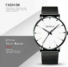 Mens Geneva Quartz Watch