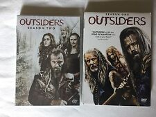 Outsiders: Complete David Morse TV Series Seasons 1 & 2 Box / DVD Set NEW!
