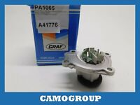 Water Pump Graf For Juke Micra Qashqai DACIA Logan Duster