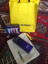Selfridges beauty bag Kevyn Aucoin glass glow face bronze & lip gloss jewel pop