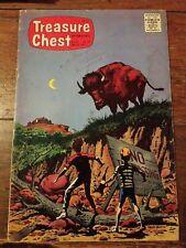Treasure Chest of Fun and Fact vol 22 #19 1967