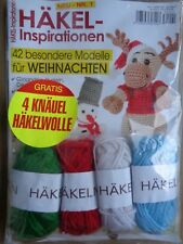 Häkeln Für Weihnachten In Anleitungen Zum Häkeln Stricken Günstig