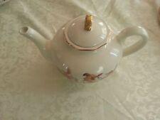 NWOT Rare Disney Direct Mickey Mouse Tinkerbell Pinocchio Christmas teapot