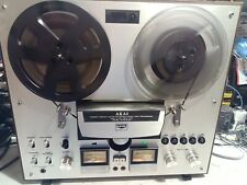 Akai GX-265D Reel To Reel Tape Recorder Both Ways Play And Record