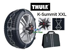Catene Neve Thule K-Summit - Gruppo K77 - XXL