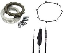 Suzuki Z400 Quadsport 2009-2013 Tusk Clutch, Springs Cover Gasket & Cable Kit