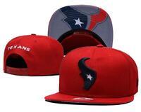 Houstan Texans NFL Football Embroidered Hat Snapback Adjustable Cap Adult