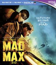 MAD MAX FURY ROAD - BLU-RAY - REGION B UK