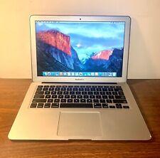Apple MacBook Air (13-Inch, Early 2015), i7 2.2GHz, 8GB RAM, 256 SSD,Intel HD 6k