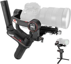 Zhiyun WEEBILL S 3-Axis Gimbal Stabilizer for DSLR &Mirrorless Camera Sony Nikon