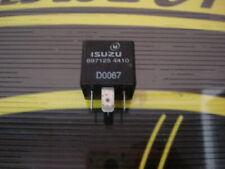 Relé Relais Rele Relay Isuzu Opel 8971254410 D0067