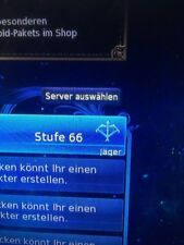 Aion Account Level 66 Jäger Elyos/Balder