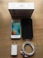 Apple iPhone 4s 16GB Weiß A1387 Zubehörpaket Telefon Handy Mobil