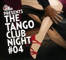 TANGO CLUB NIGHT 4 = Tanghetto/Otros/Aubele/Gozan...=2CD= DOWNTEMPO LATIN HOUSE!