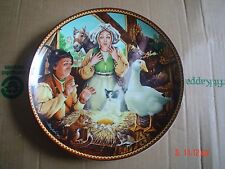 Knowles American Fine China THE GOOSE THAT LAID THE GOLDEN EGG