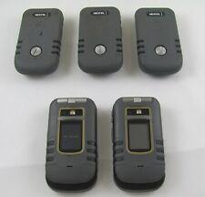 5 Motorola i680 Brute Nextel Cell Phone Lot Speaker Good