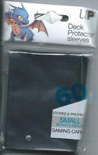 yu-gi-oh Ultra Pro - Sleeves/ Hüllen -schwarz-  60 Stck.