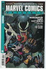 MARVEL COMICS PRESENTS WOLVERINE # 5 VF/NM Marvel Wolverine's Daughter 1st Cameo