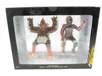 Minichamps 312980146 Rossi Figure and Chicken GP 250 Barcelona 1 12 Scale Boxed