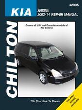 2002-2014 Kia Sedona Repair Manual 2013 2012 2011 2010 2009 2008 2007 2006 22057