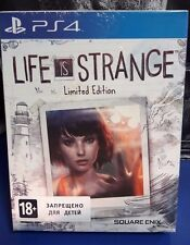 Life Is Strange: Limited Edition PS4 NEW / SEALED