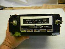 1976-90 Chevy Truck Blazer Corvette Delco AM/FM Radio 16009960