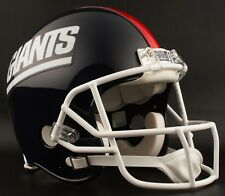NEW YORK GIANTS 1980-1999 NFL Riddell AUTHENTIC Throwback Football Helmet