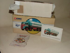 CORGI CLASSICS TOYS DIECAST BOXED 1:50 ATKINSON POLLOCK TANKER TRUCK 97162