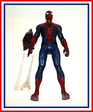 "10"" Amazing Spiderman Movie _ Electronic Talking _ Spider-Man Action Figure"