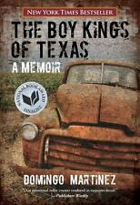 The Boy Kings of Texas by Domingo Martinez (2012, Trade Paperback)