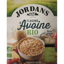 1708 - Flocons d'avoine Label Bio Jordans 500g