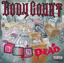 Body Count: Born Dead/CD (virgin records 1994)