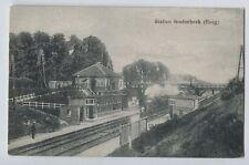 Oosterbeek Netherlands Hoog Station Railway