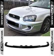 03-05 Subaru Impreza Blobeye WRX (NON STI) - STI Style Front Bumper Lip Spoiler