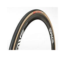 Clement Strada LGG Road Bike Tyre Folding 700 x 25 - 60tpi - Tan / Black