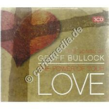CD-Box: THE POWER OF YOUR LOVE - The Songs of Geoff Bullock - 3 CDs - 46 Songs